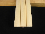 Radial Laminated butts  straight grain hard maple